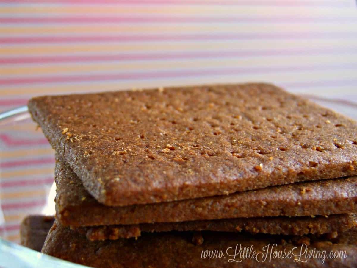 Homemade Graham Cracker