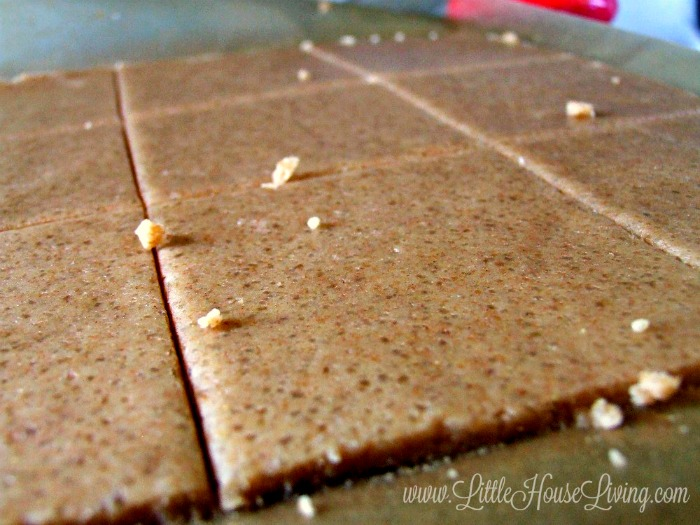 Cut Graham Crackers