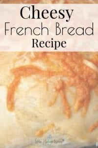 Cheesy French Bread Recipe, perfect for making delicious french bread with a tasty twist. SO simple. I should have been making this a long time ago. #cheesyfrenchbread #frenchbread #homemadebread