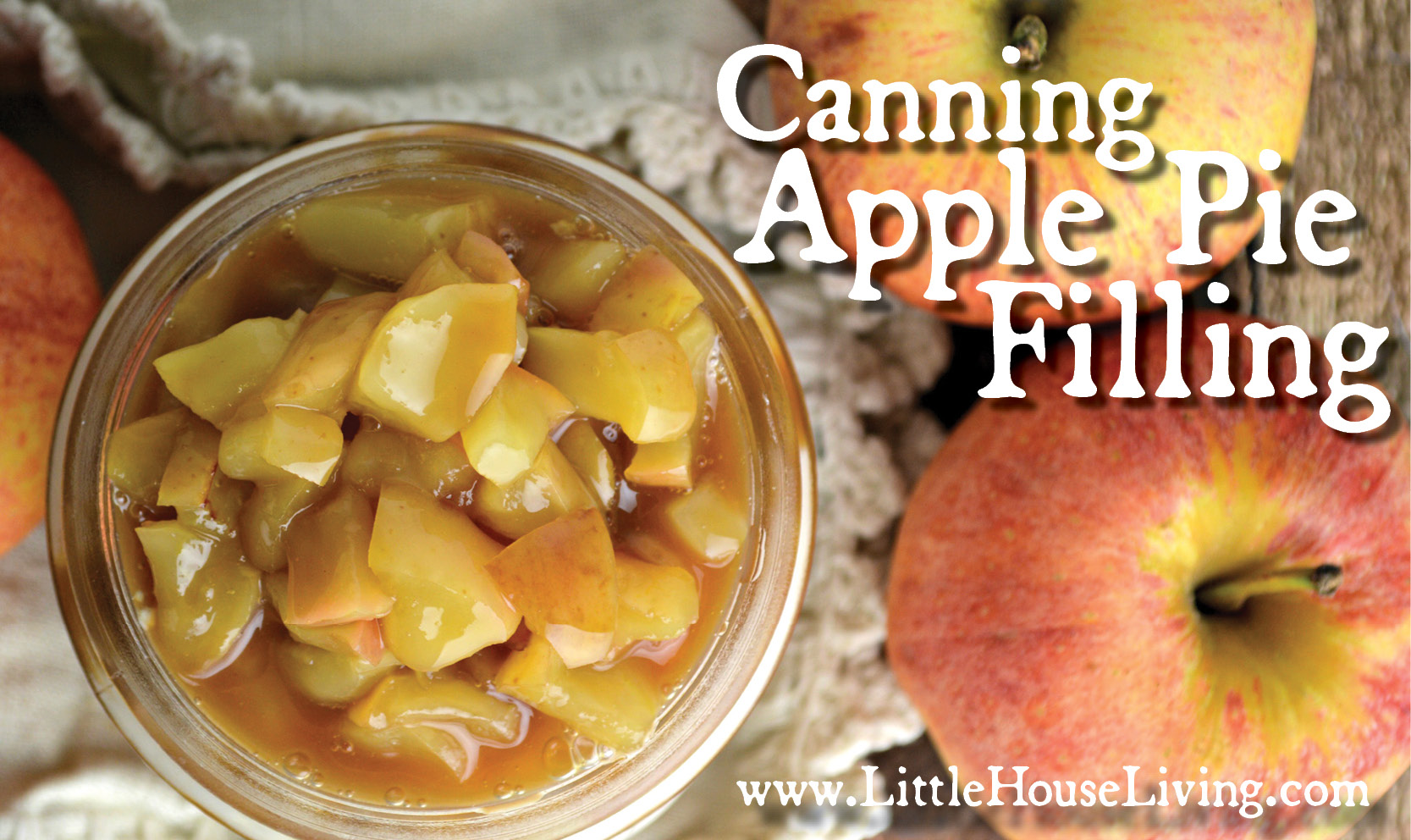 how to make pie filling