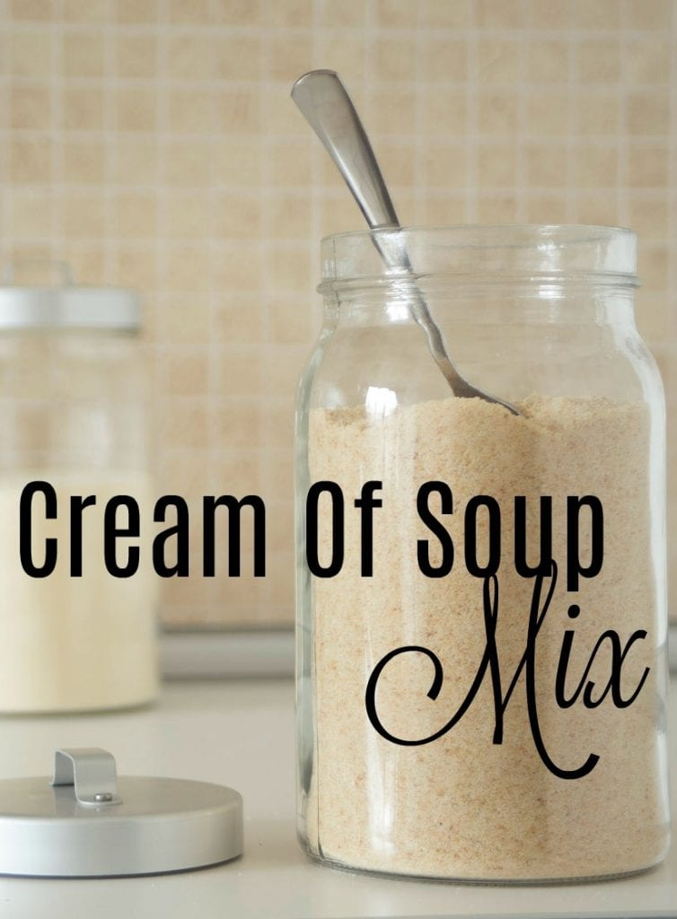 Cream of Soup
