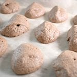 Chocolate Meringue Cookie Recipe