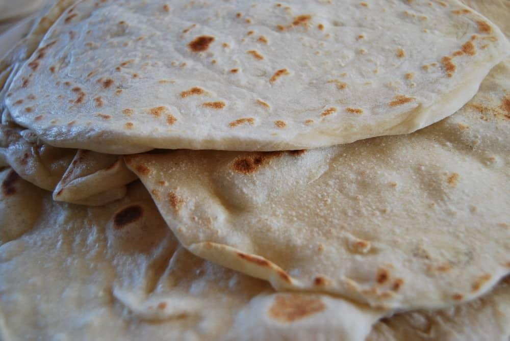 Homemade Tortillas Recipe | Homemade Flour Tortillas