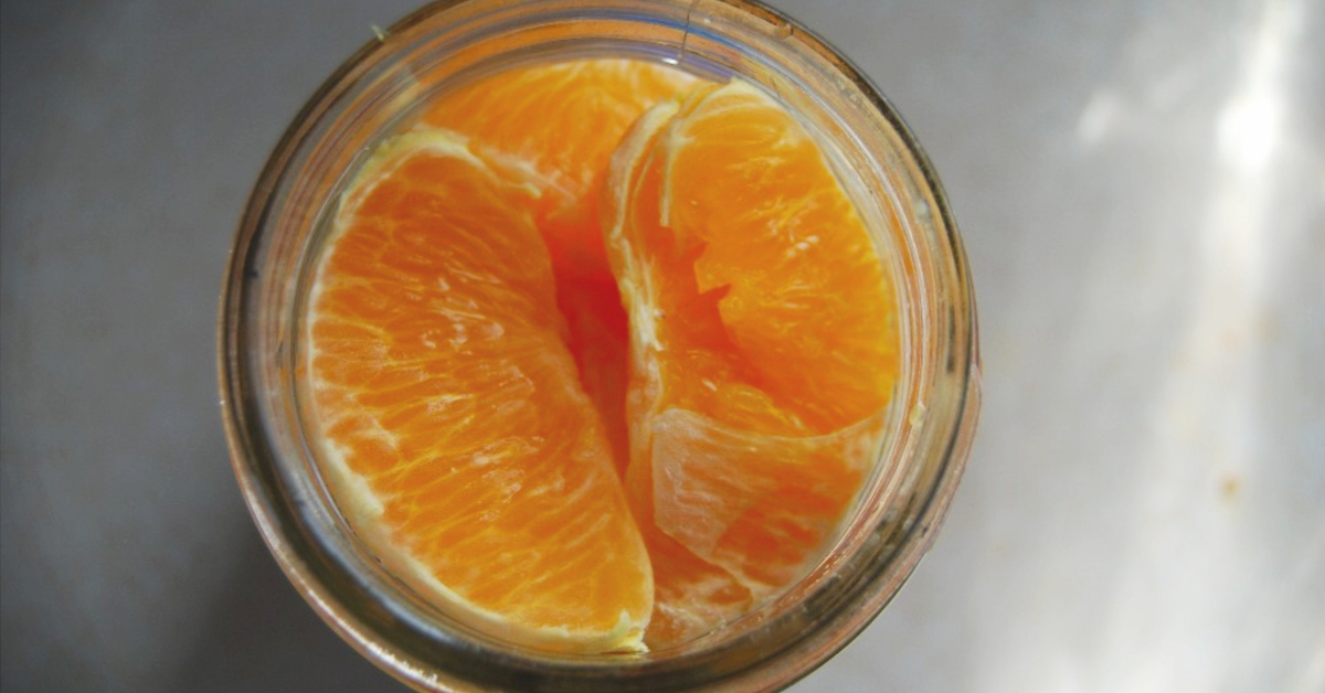 How to Start Canning Oranges - How to Can Oranges - Little House Living