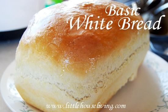 Basic White Bread Recipe Easy White Bread How To Make