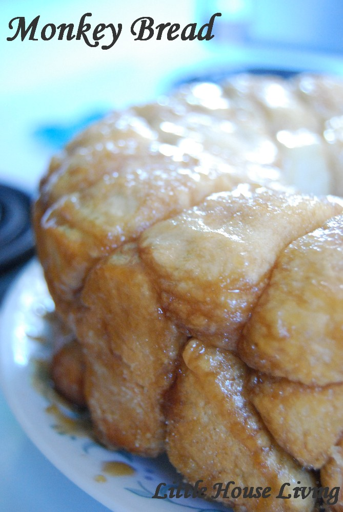 Monkey Bread - Little House Living