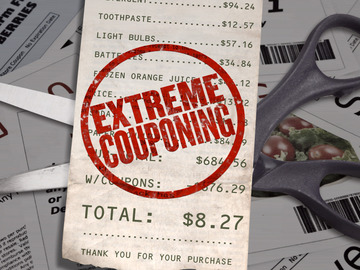 Learning to Save ~ The Non-Extreme Couponing Way