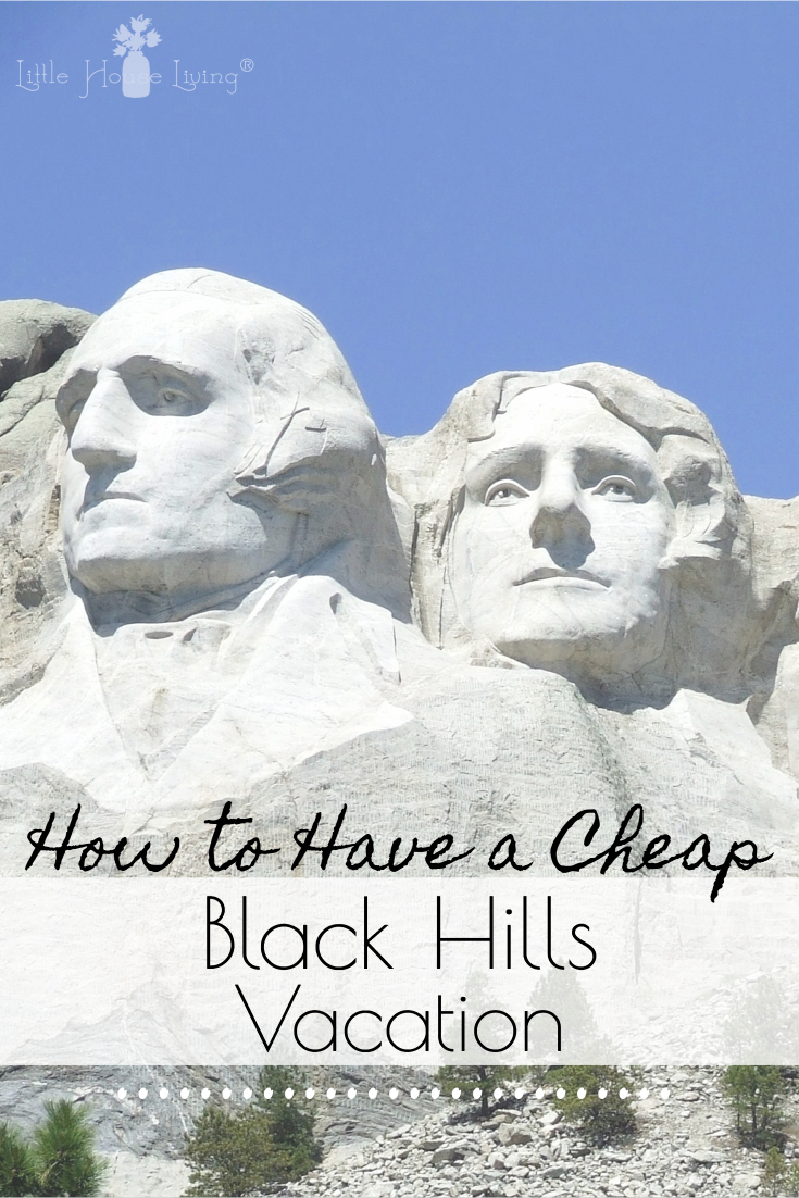 If you plan on traveling to the Black Hills this summer there are plenty of great options for cheap or free attractions. Hopefully, you can use this list to plan your next adventure! #blackhills #southdakota #blackhillsvacation #frugaltravel #cheaptravel