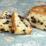 Chocolate Chip Cream Cheese Bread Recipe