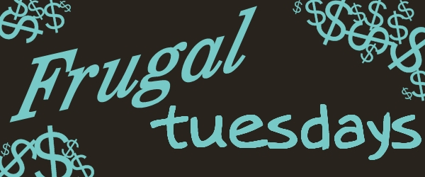 Frugal Tuesdays ~ Paying Cash