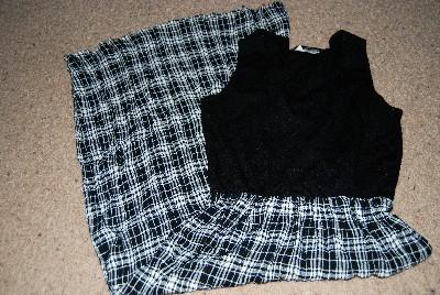 Post image for The Repurposed Designer: Dress to Skirt