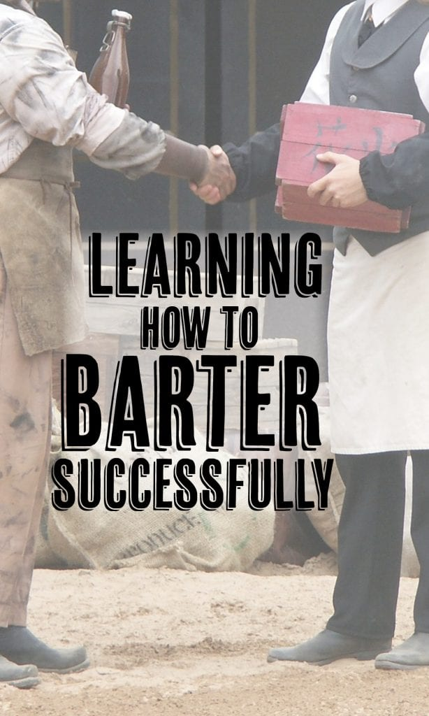 Want to stretch your dollars are far as they can possibly go? It's helpful to learn how to barter, haggle, and negotiate. Valuable skills that anyone can learn! #barter #savemoney #savingmoney #frugalliving #frugaltips