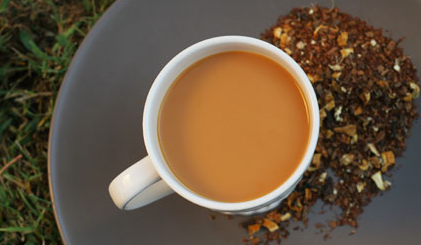Post image for Creamy Pumpkin Pie Tea