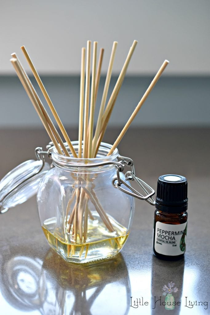 Make Your Own Essential Oil Diffuser In Minutes Homemade