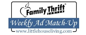 familythriftlh2 Family Thrift Center Weekly Deals  12/18 – 12/24