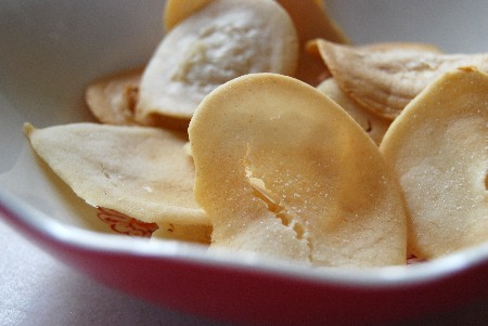 Rice Chips (Corn and Gluten Free)