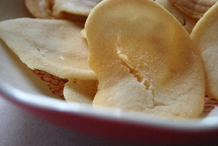 Homemade Rice Chips