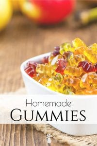 I've always wanted to make my own homemade gummies. When I finally got around to it I realized it's so much easier than I thought and takes very little time. These are delicious and my boys love them for a little snack or special treat.