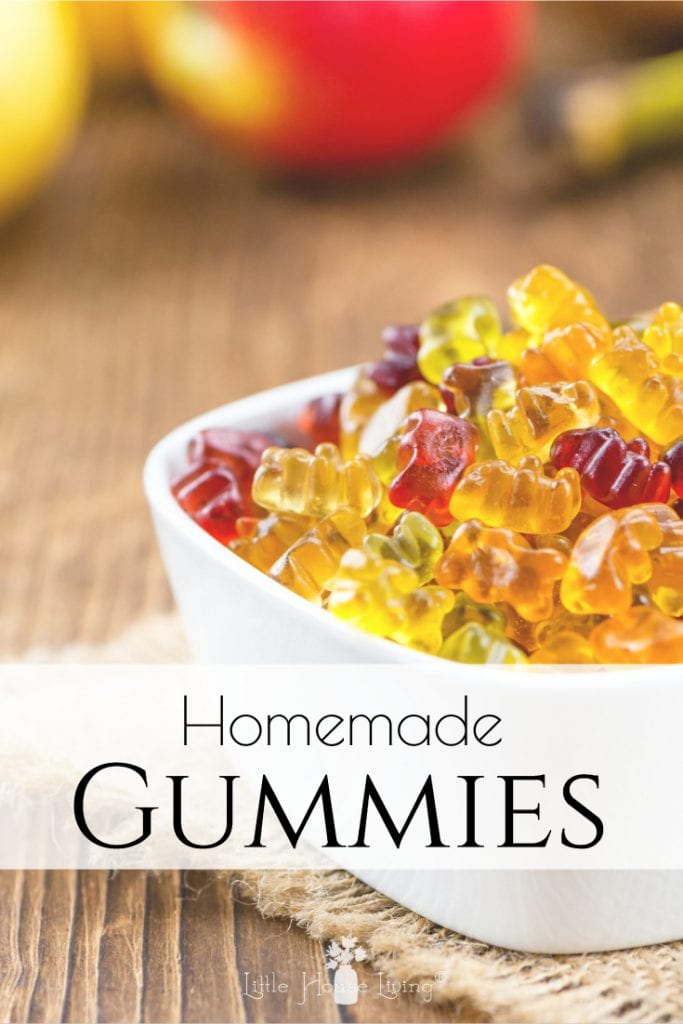I've always wanted to make my own homemade gummies. When I finally got around to it I realized it's so much easier than I thought and takes very little time. These are delicious and my boys love them for a little snack or special treat. #homemadegummies #diygummies #easysnack