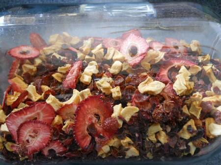 Strawberry Apple Fruity Loose Tea