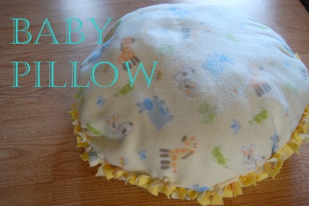 Post image for Baby Pillow