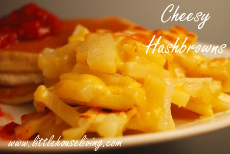 Post image for Cheesy Hashbrowns