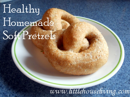 Post image for Soft Pretzels