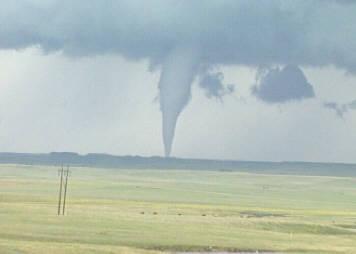 A South Dakota Prairie Story (Part 4) – Anna and the Tornadoes