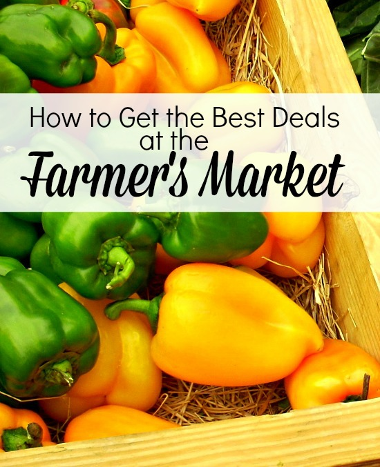 Post image for Making the Most of the Farmer's Market