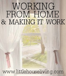 Working From Home and Making It Work | A Typical Day