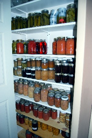 Post image for Inside My Pantry