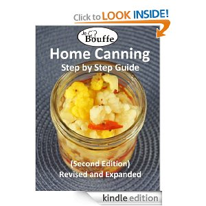Post image for Free ebook | Home Canning Step By Step Guide