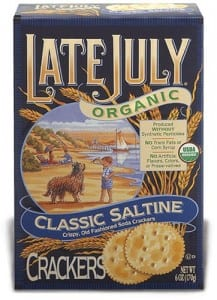 Late july sandwich cookies