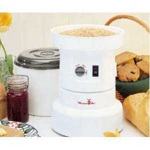 Post image for WonderMill Grain Mill: Review and Giveaway!