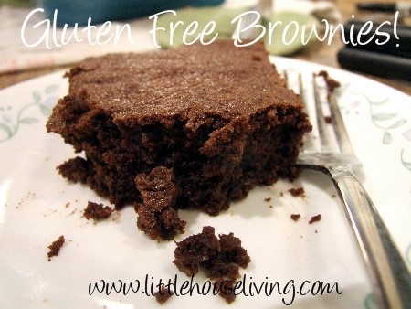Post image for Chocolate Brownies (Gluten Free)