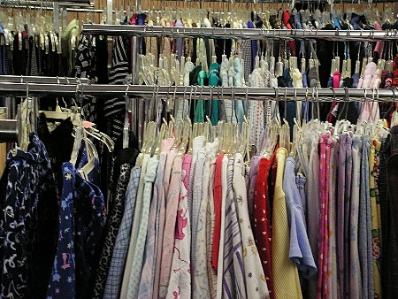 Frugal Clothing: Consignment Stores
