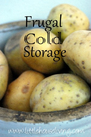 Post image for Frugal Cold Storage