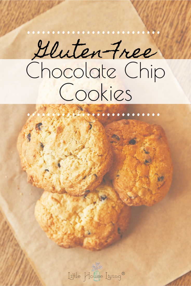 Looking for the perfect recipe for Gluten Free Chocolate Chip Cookies? You just found it! After 8 years of trail and error, our family has decided that this recipe is pretty awesome. #glutenfreecookies #gfcookies #glutenfreechocolatechipcookies #easyglutenfree #frugalglutenfree