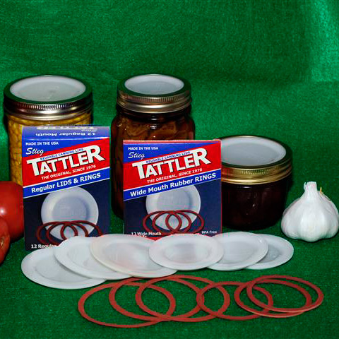 Post image for Tattler Canning Lids: A Review and a Giveaway!