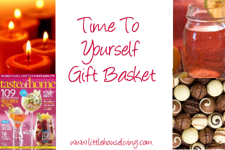 Post image for Time to Yourself DIY Gift Idea