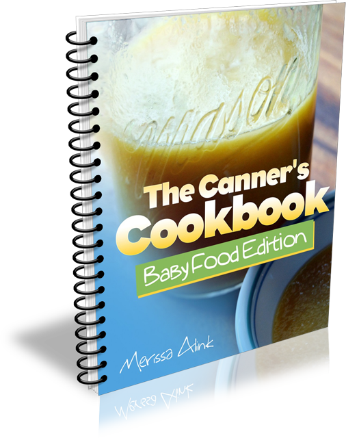 Canner's Cookbook Baby