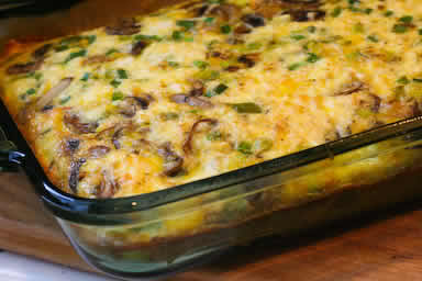another thing i should add is that this is one of those recipes that you can adapt to your familys tastes im planning to switch the bacon in the recipe - Christmas Casserole Recipes
