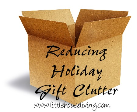 Post image for Reducing Holiday Gift Clutter