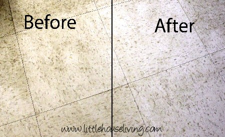 Post image for Cleaning with Elbow Grease