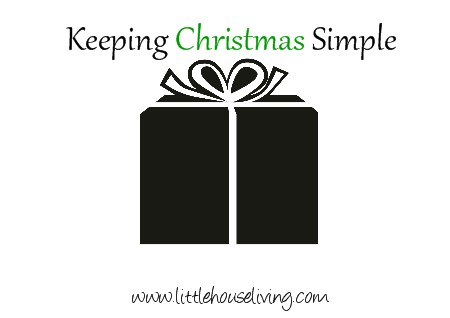 Post image for Keeping Christmas Simple: Part 1 (Gifts, Shopping, Spending)