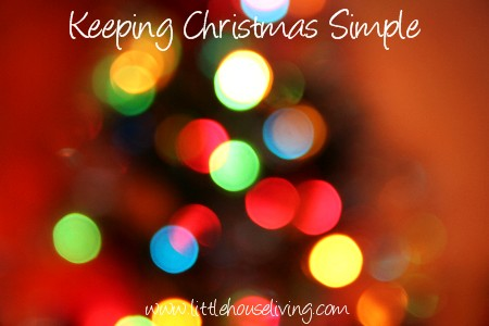 Post image for Keeping Christmas Simple: Part 3 (Appreciation)