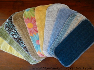 Post image for Easy Handmade Gift: DIY Cloth Napkins and Un-Paper Towels