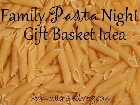 Post image for Pasta Night Family Gift Idea