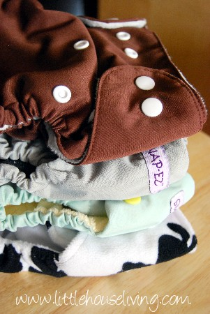 Frugal Cloth Diapering