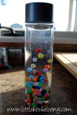 Cheap Baby Sensory Bottle Toy